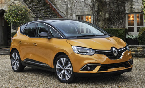 Renault Grand Scenic 1.5 dCi Hybrid Assist Dynamique Nav
