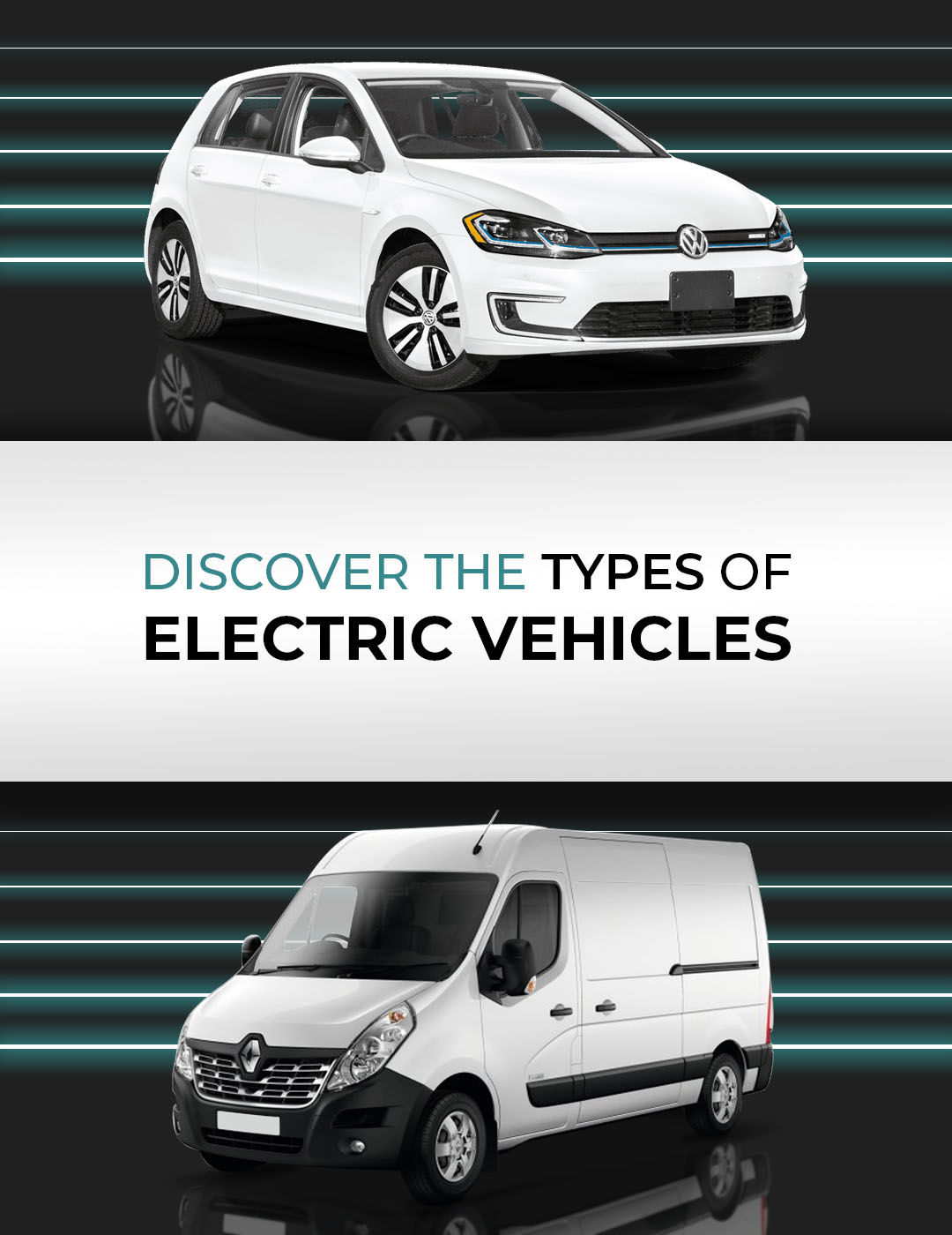 Discover the Types of Electric Vehicles Mobile