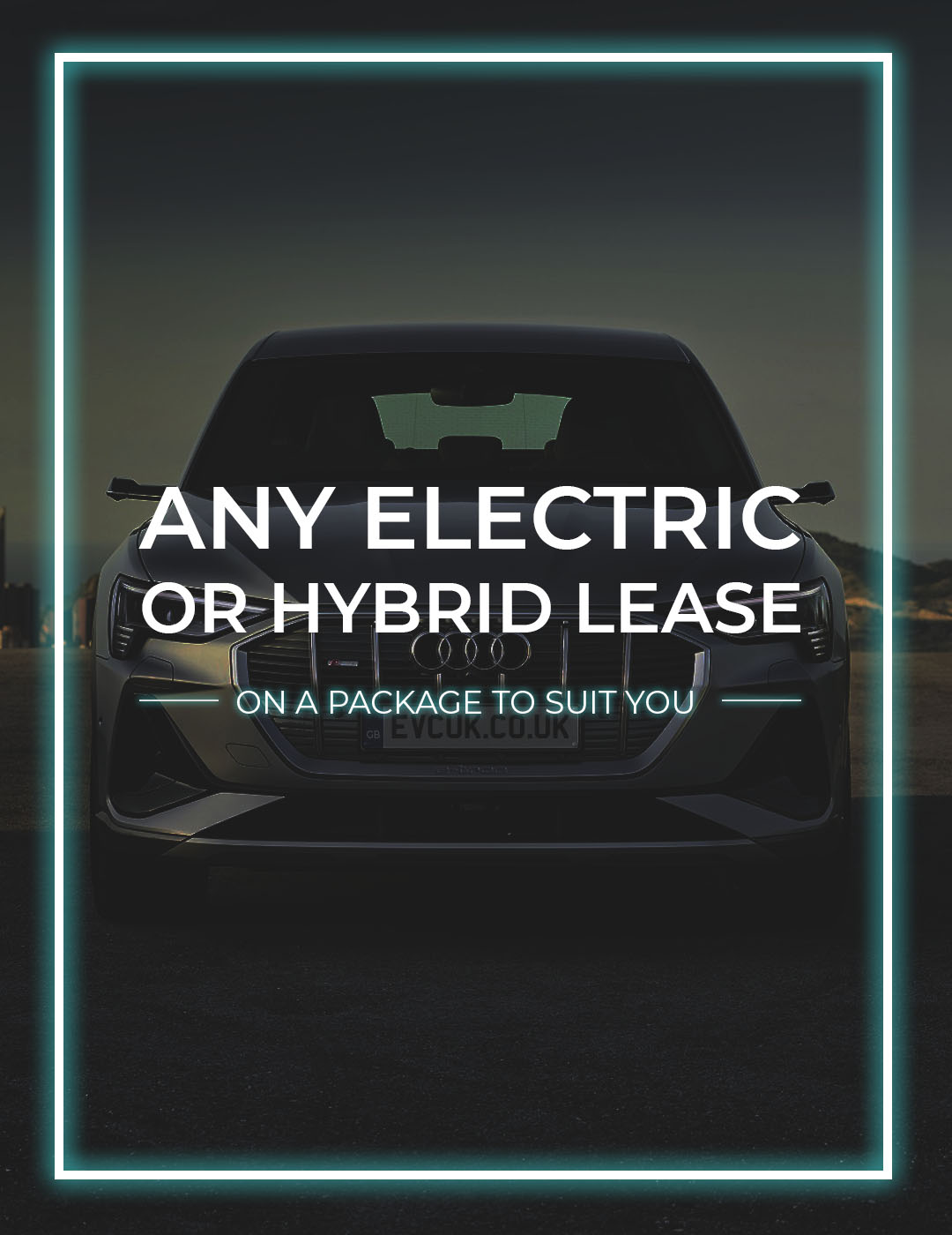 Any Electric or Vehicle Lease Mobile
