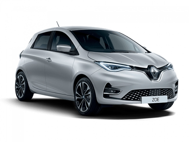 RENAULT ZOE CDV ZE ELECTRIC