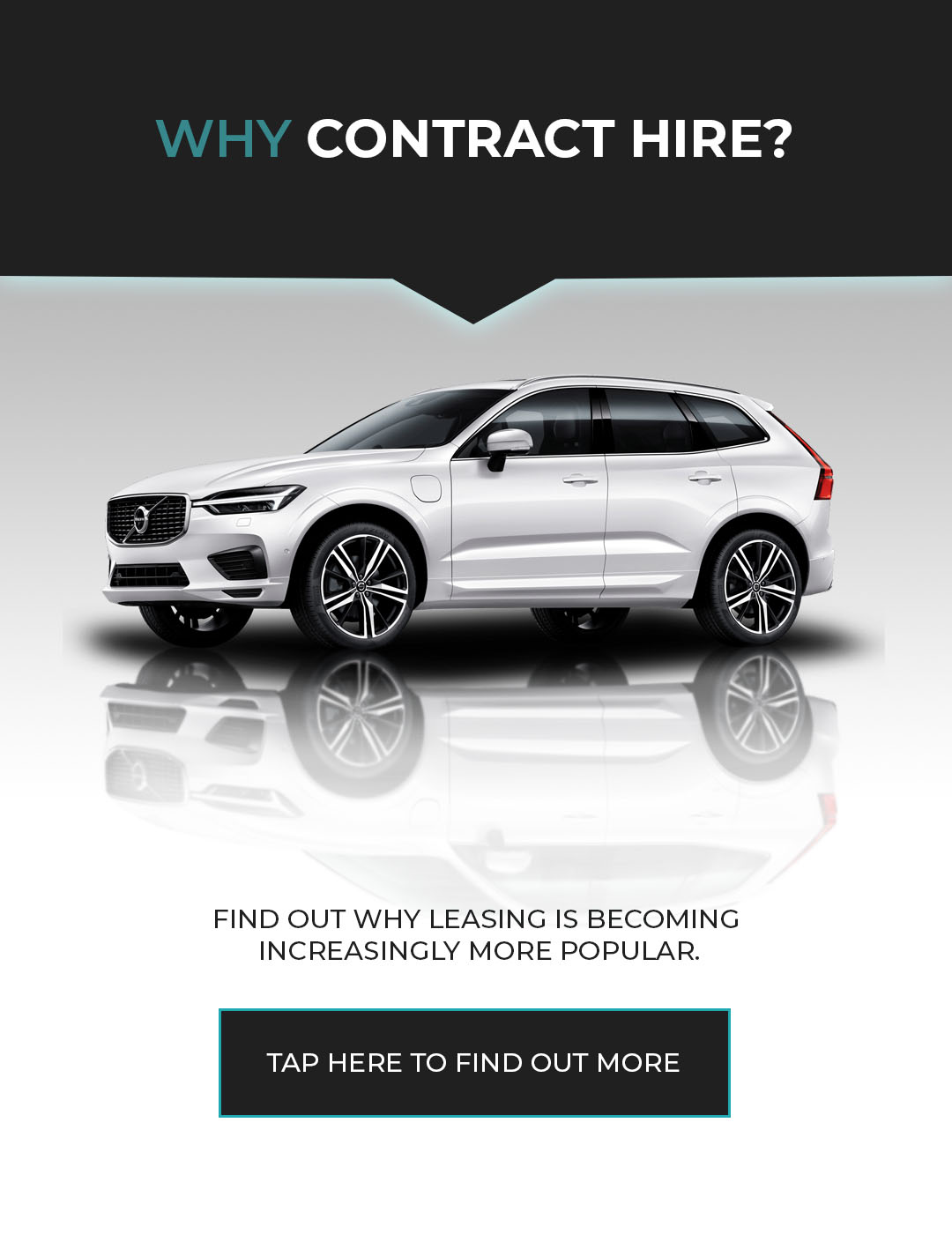 Why Contract Hire? Mobile